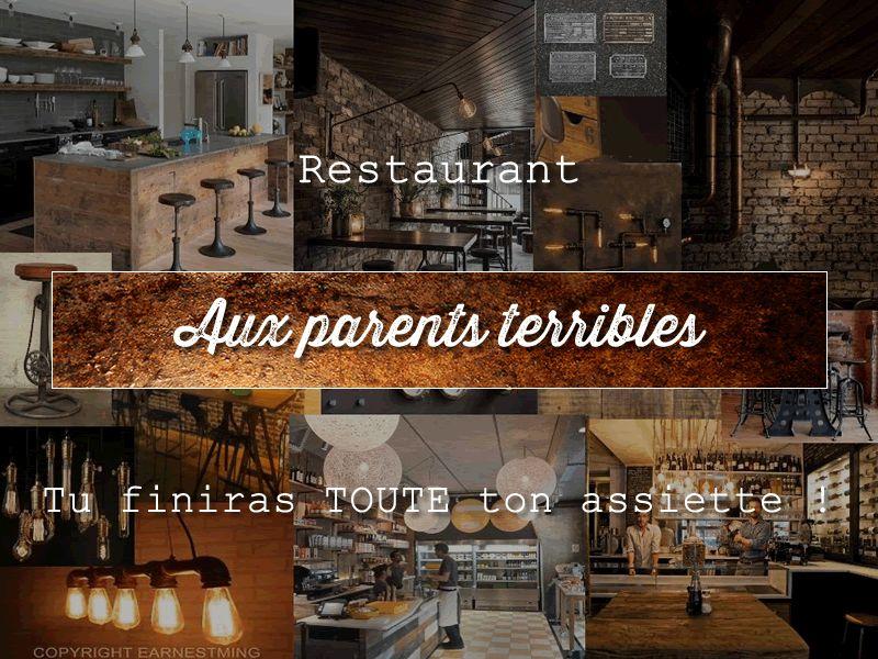 Aux parents terribles – Restaurant de vapeurs à Pertuis dans le Vaucluse